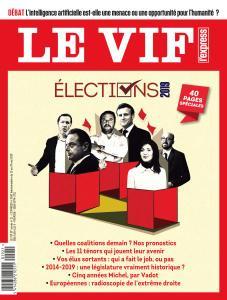 Le Vif L'Express - 23 Mai 2019