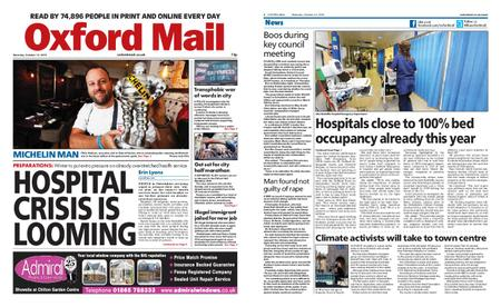Oxford Mail – October 12, 2019