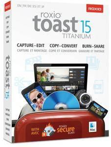Roxio Toast Titanium 15.1.4486 Multilingual