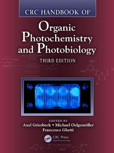 CRC Handbook of Organic Photochemistry and Photobiology, Third Edition - Two Volume Set