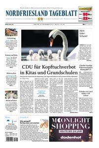 Nordfriesland Tageblatt - 22. November 2019