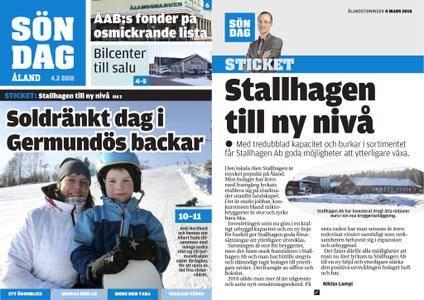 Ålandstidningen – 04 mars 2018