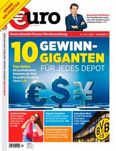 Euro am Sonntag Finanzmagazin - 09 Juli 2021