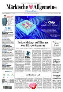 Märkische Allgemeine Prignitz Kurier - 05. Januar 2018