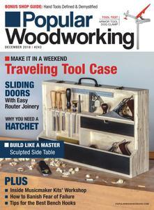 Popular Woodworking - December 2018