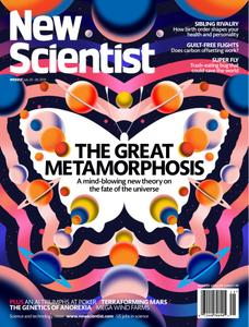 New Scientist - July 20, 2019