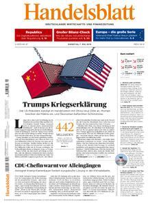 Handelsblatt - 07. Mai 2019
