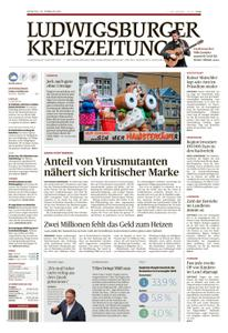 Ludwigsburger Kreiszeitung LKZ - 16 Februar 2021