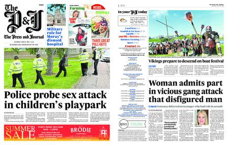 The Press and Journal Moray – June 22, 2019