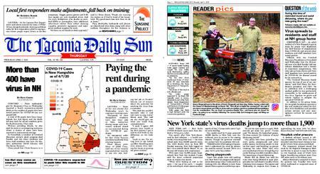 The Laconia Daily Sun – April 02, 2020