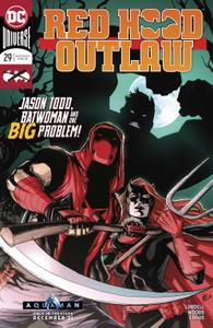 Red Hood-Outlaw 029 2019 2 covers Digital Zone