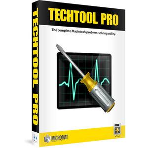 TechTool Pro 8.0.4 build 2221 Multilingual Mac OS X