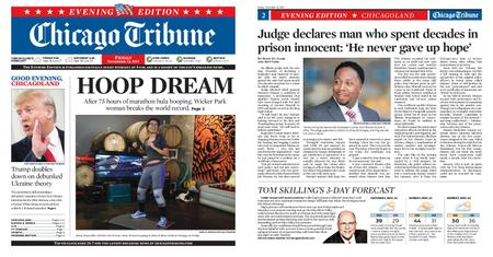 Chicago Tribune Evening Edition – November 22, 2019