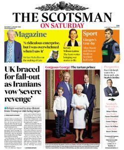 The Scotsman - 4 January 2020
