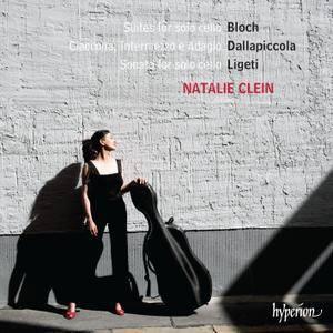 Natalie Clein - Bloch, Ligeti & Dallapiccola: Suites for Solo Cello (2017)