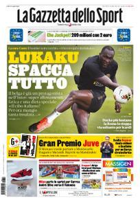 La Gazzetta dello Sport Roma – 14 agosto 2019