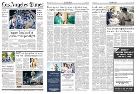 Los Angeles Times – July 12, 2021