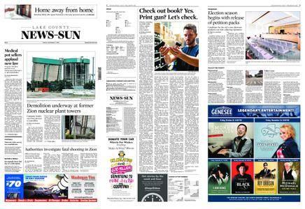 Lake County News-Sun – September 07, 2018