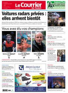 Le Courrier de l'Ouest Saumur – 13 décembre 2019