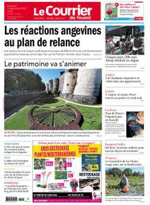 Le Courrier de l'Ouest Angers – 04 septembre 2020
