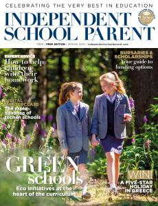 Independent School Parent Prep Edition - Spring 2020