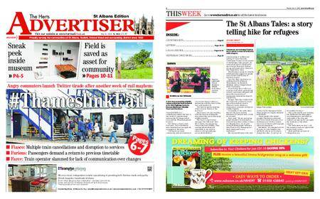 The Herts Advertiser – May 31, 2018