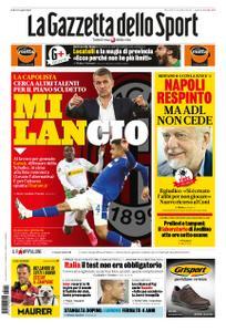La Gazzetta dello Sport Sicilia – 11 novembre 2020