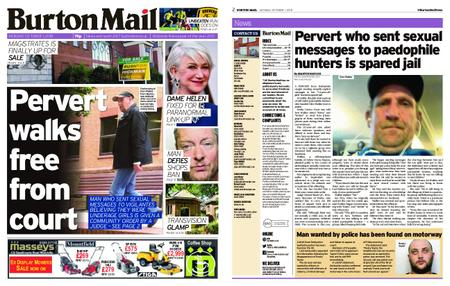 Burton Mail – October 01, 2018