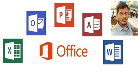 Microsoft Office suite 2016 (Latest 2019) | Beginner to Pro