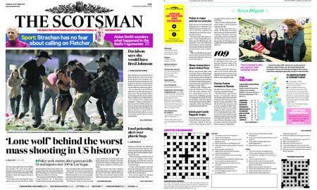 The Scotsman – October 03, 2017