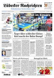 Lübecker Nachrichten Ostholstein Süd - 26. Juni 2018