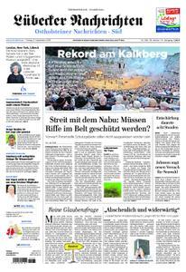 Lübecker Nachrichten Ostholstein Süd - 06. September 2019
