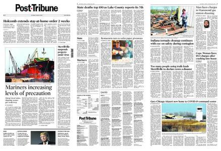 Post-Tribune – April 04, 2020