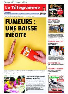 Le Télégramme Ouest Cornouaille – 31 mai 2019