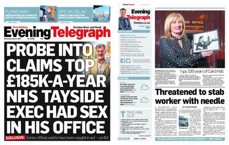 Evening Telegraph First Edition – April 17, 2019