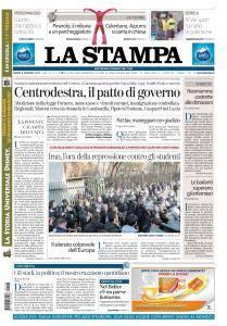 La Stampa Imperia e Sanremo - 8 Gennaio 2018