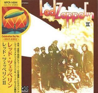 Led Zeppelin - Led Zeppelin II (1969) [Atlantic WPCR-14844, Japan]
