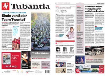 Tubantia - Enschede – 17 oktober 2019