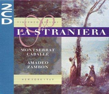 Bellini - La Straniera (Anton Guadagno, Montserrat Caballe) [1994]