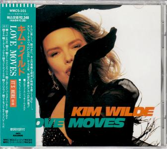 Kim Wilde - Love Moves (1990) {Japan 1st Press}