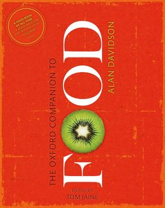 The Oxford Companion to Food (3rd editions) (Repost)