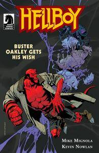 Hellboy - Buster Oakley Gets His Wish 2011 digital Son of Ultron-Empire