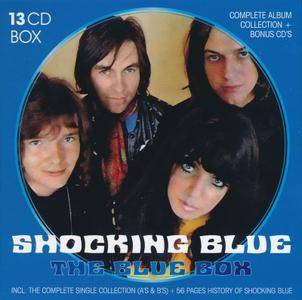 Shocking Blue - The Blue Box (2017) [13CD Box Set]