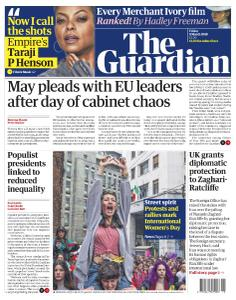 The Guardian - March 8, 2019