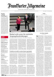 Frankfurter Allgemeine Zeitung - 17 April 2021