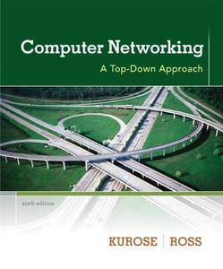 Computer Networking: A Top-Down Approach [Repost]