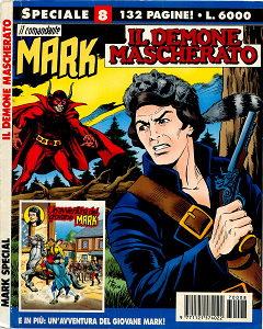 Il Comandante Mark Speciale - Volume 8 - Il Demone Mascherato