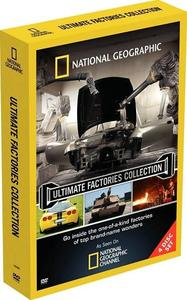 National Geographic - Ultimate Factories Collection (2010)