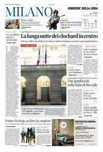 Corriere della Sera Milano - 30 Novembre 2017