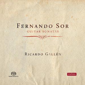 Ricardo Gallen - Fernando Sor: Guitar Sonatas (2014) [DSD256+FLAC]